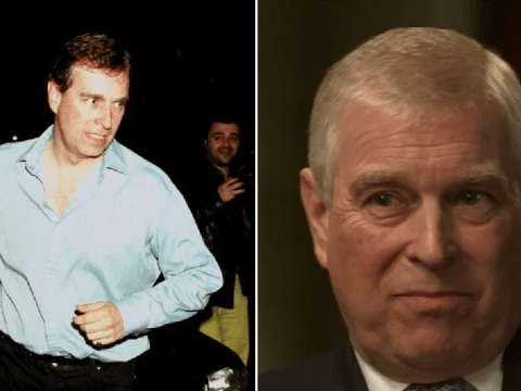 Prince Andrew says sex claims against him can't be true as 'he can't sweat'