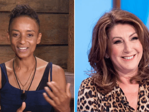 I'm A Celebrity fans baffled as Adele Roberts chooses framed photo of Jane McDonald as luxury item