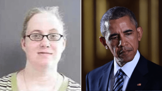Terrorist who sent bomb to Barack Obama caught thanks to her pet cat