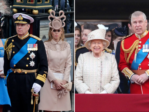 Who's going to pay for Beatrice and Eugenie after Prince Andrew was sacked?