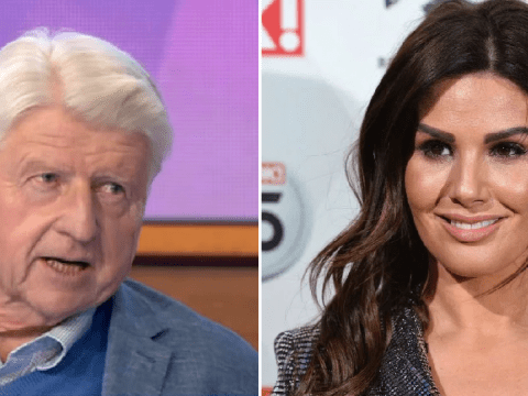 I'm A Celebrity's Stanley Johnson reached out to Rebekah Vardy over Coleen Rooney drama