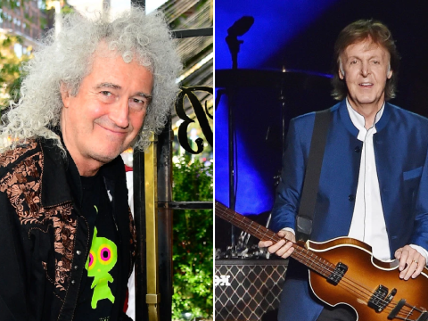 Paul McCartney got Brian May's blessing before accepting Glastonbury amid badger cull drama