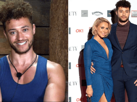 Gabby Allen 'bombarded by women' claiming I'm A Celebrity's Myles Stephenson 'sexted them' amid cheat rumours