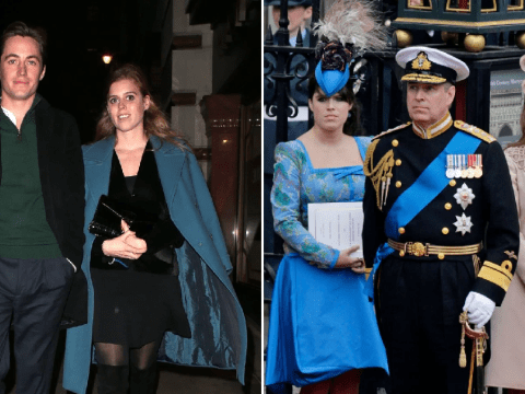 Business as usual for Princess Beatrice in wake of Prince Andrew scandal
