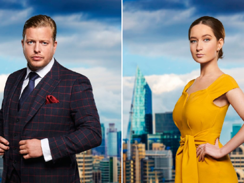 The fired Apprentice candidate Thomas Skinner claims clashes with Lottie Lion 'weren't real'