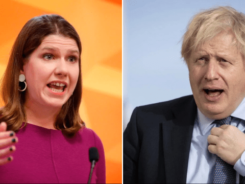 Jo Swinson says Boris Johnson is 'not fit to be Prime Minister' in scathing attack