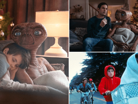Creators of E.T. sequel reveal how magical moment was brought to life for Sky Christmas ad