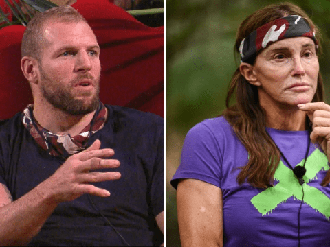 I'm A Celebrity viewers fume at James Haskell for 'snapping' at Caitlyn Jenner: 'It's not my first rodeo'
