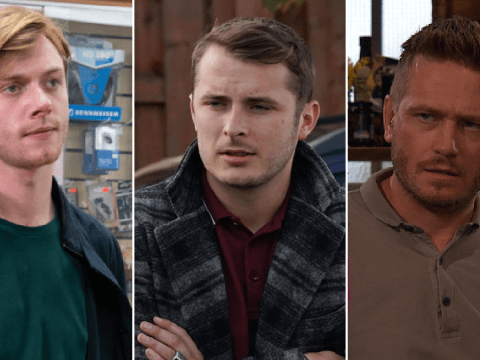 10 soap spoilers this week: An admission in EastEnders, Coronation Street burglary, Emmerdale reveal, Hollyoaks ordeal