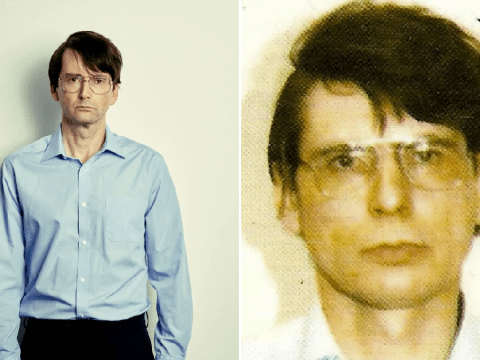 David Tennant looks scarily identical to serial killer Dennis Nilsen in first look at new true crime role