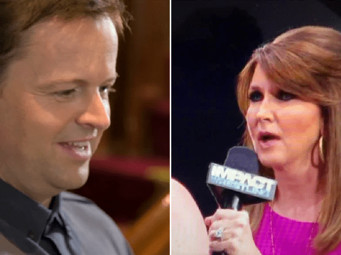 Declan Donnelly discovers he's related to wrestling legend Dixie Carter in Ant and Dec's DNA Journey- and viewers are stunned