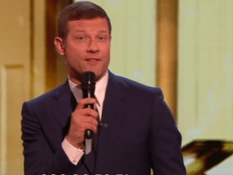X Factor: Celebrity's fans fuming as Dermot O'Leary reveals shock twist that there will be no wild card in final