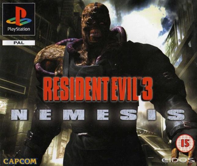 Resident Evil 3 box art (pic: Capcom)