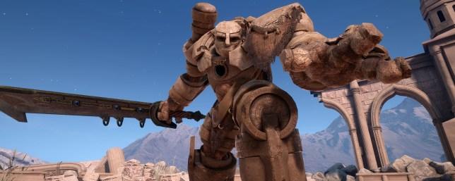 Golem screenshot (pic: Highwire Games)