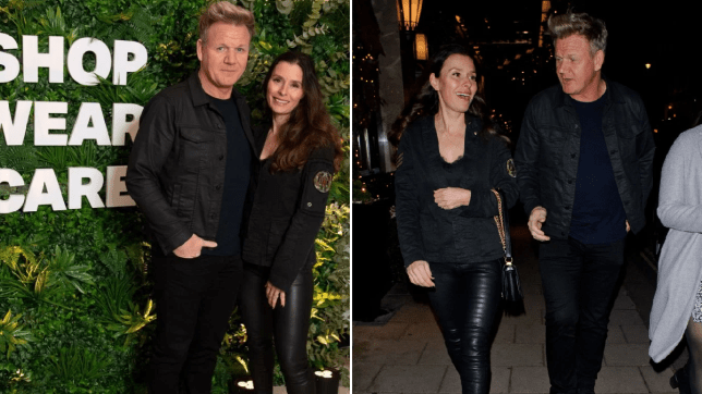 Gordon Ramsay and wife Tana continue the party with date night after daughter Tilly's birthday