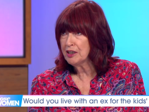 Loose Women's Janet Street-Porter brands Angelina Jolie 'selfish' over parenting row with Brad Pitt