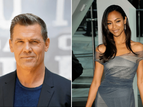 Avengers' Josh Brolin shares PDA snap with wife Kathryn after awkward Zoe Saldana comment