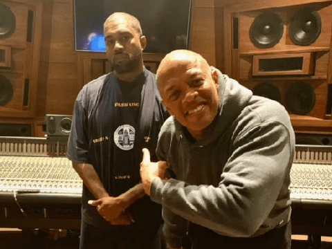 Kanye West working with Dr Dre on Jesus Is King 2 after hailing himself 'the greatest artist God created'