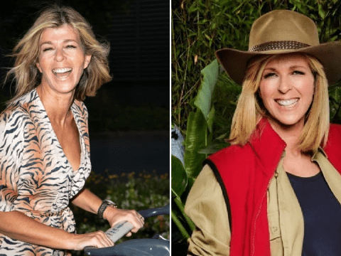Kate Garraway 'stopped at customs for carrying too much fake tan' ahead of I'm A Celebrity