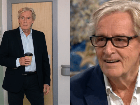 Bill Roache initially didn't want to star in Coronation Street and we're speechless