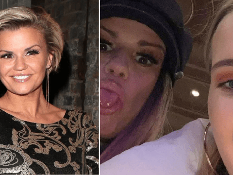 Kerry Katona almost miscarried daughter Molly after horrific letter from troll caused her to bleed while pregnant