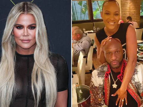 Khloe Kardashian is super chill about ex Lamar Odom getting engaged – even after he threw shade at their relationship