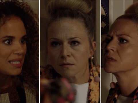 EastEnders spoilers: Linda Carter's alcoholism spirals out of control as she lashes out at Chantelle Atkins