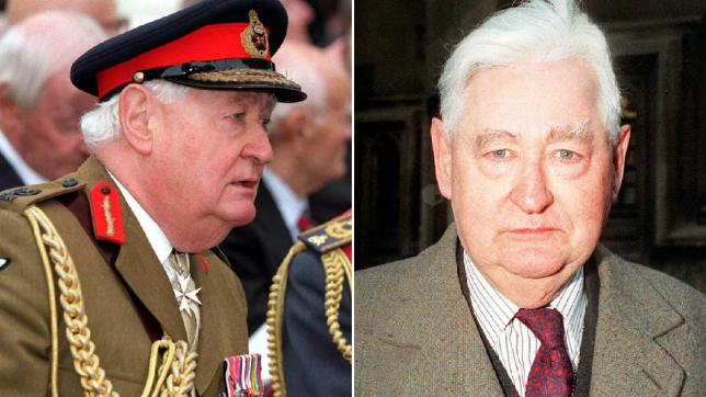 Field Marshal Edwin Noel Westby Bramall joined the army in May 1943