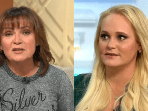 Lorraine Kelly brutally confronts Jennifer Arcuri for not answering questions on Boris Johnson on Good Morning Britain
