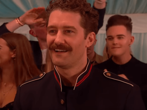 Matthew Morrison unveils new look on X Factor: Celebrity and fans can't cope