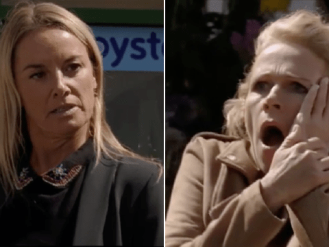 EastEnders spoilers: Mel Owen out of control after violent attack