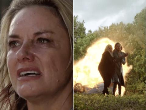 EastEnders spoilers: Shocking scenes as Mel Owen dies after surviving car explosion
