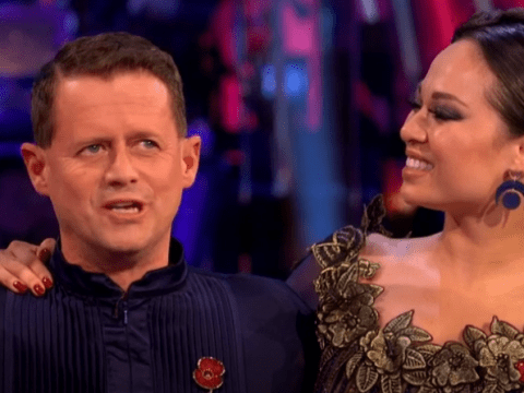 Strictly Come Dancing's Mike Bushell 'relieved' to leave series after shock dance-off