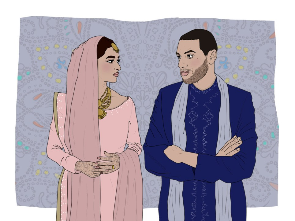 Muslim men open up about the financial strain of providing for family