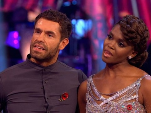 Strictly's Oti Mabuse confronts argument rumours with dance partner Kelvin Fletcher