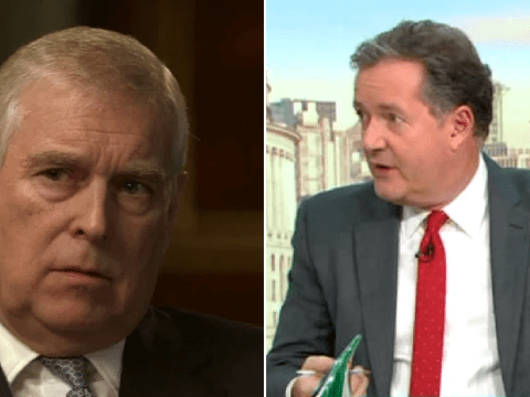 Piers Morgan slams Prince Andrew for telling 'demonstrable lies' in 'damaging' BBC interview