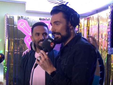 Rylan Clark-Neal freaks out as Craig David surprises him during 24-hour karaoke: 'This is not happening'