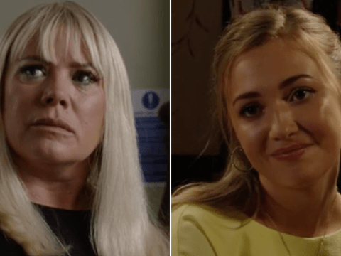EastEnders spoilers: Louise Mitchell will give birth over Christmas