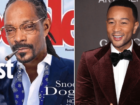 Snoop Dogg steals John Legend's sexiest man alive crown with his own People cover