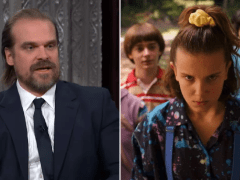 David Harbour admits Stranger Things cast believed Netflix show was going to be 'terrible'