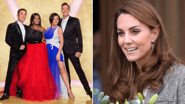 Prince William says Kate Middleton is a huge Strictly Come Dancing fan