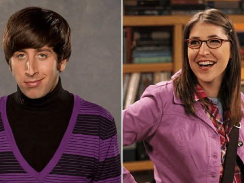 The Big Bang Theory's Simon Helberg joins cast of Mayim Bialik's new film