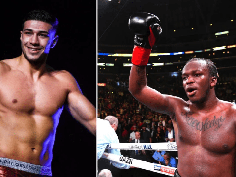 Love Island's Tommy Fury wants to take on KSI to a boxing match: 'If you want it, you know where it is'