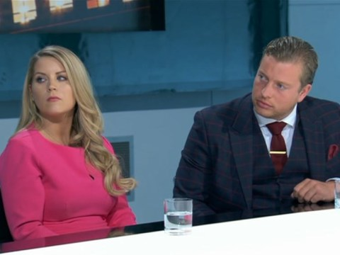 The Apprentice shock as Thomas Skinner offers to take Pamela Laird's place in the boardroom