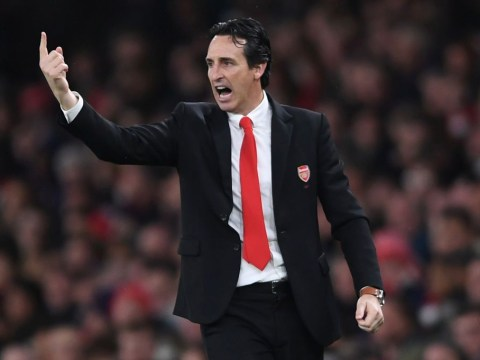 Unai Emery forced to hold crisis meeting in Emirates tunnel after Southampton draw