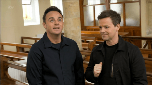 Ant and Dec discover they're cousins as DNA Journey uncovers a Viking mutual relations