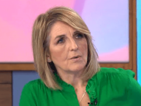 Kaye Adams caught up in gunfire as she tried to escape Hong Kong riots: 'I felt the tear gas'