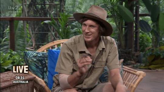 I'm a Celebrity Extra Camp (Picture: ITV)