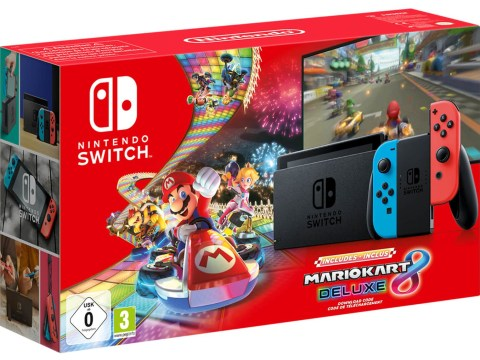 New Nintendo Switch bundle is better than Black Friday deals at £280