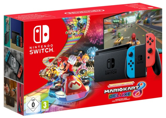 New Nintendo Switch bundle is better than Black Friday deals